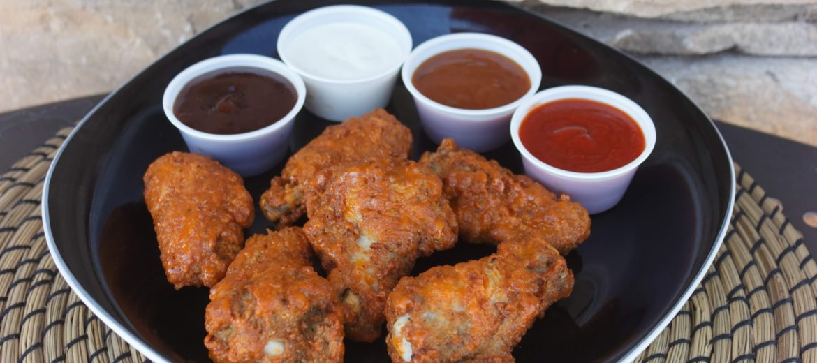 Chicken Wings (6 Count)